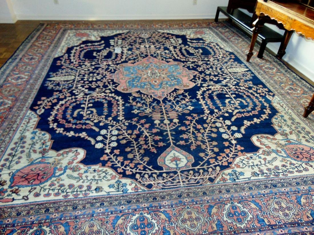 Antique Iranian Rug - 2