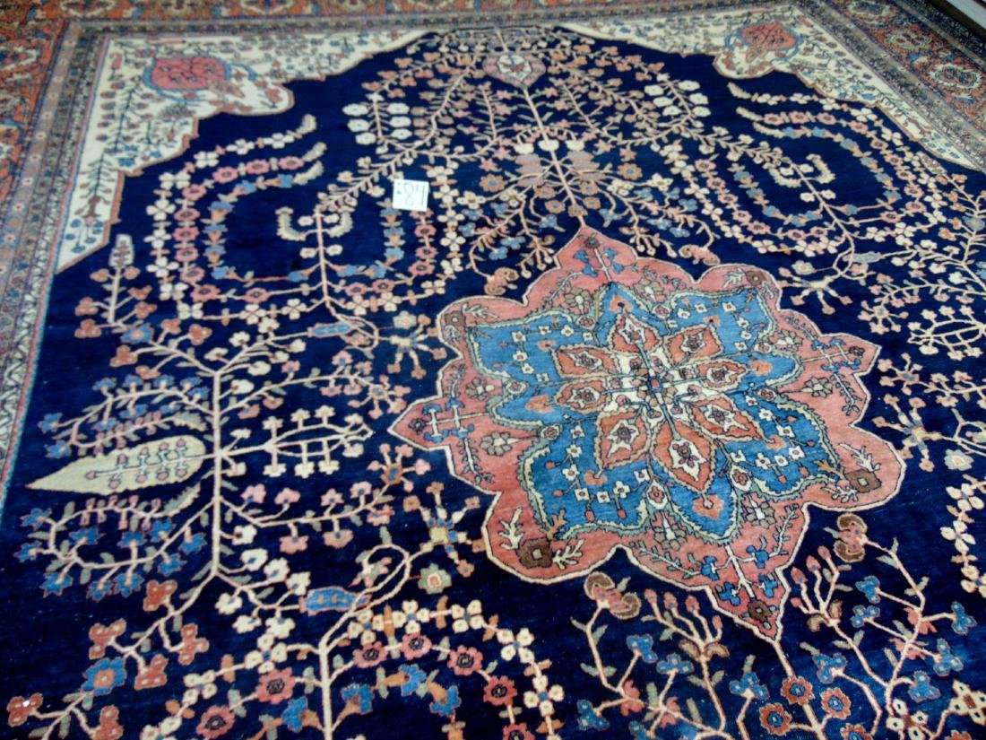 Antique Iranian Rug - 3