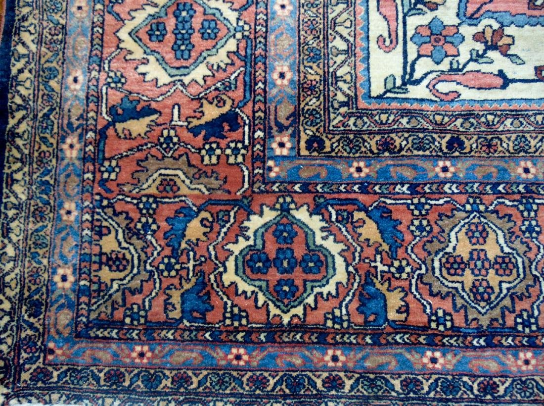 Antique Iranian Rug - 4