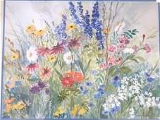 Constance Swenson Watercolor