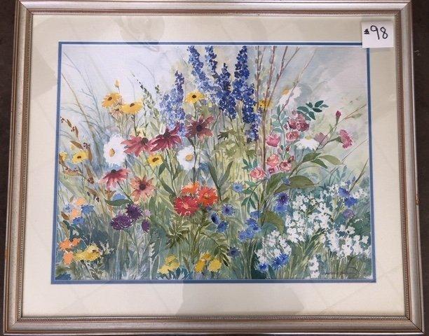 Constance Swenson Watercolor - 3