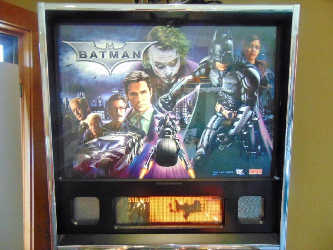 Batman Dark Knight Pinball Stern - 10
