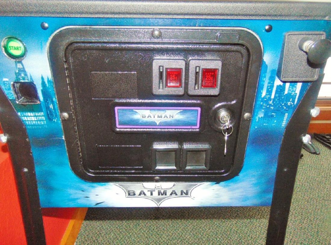 Batman Dark Knight Pinball Stern - 2