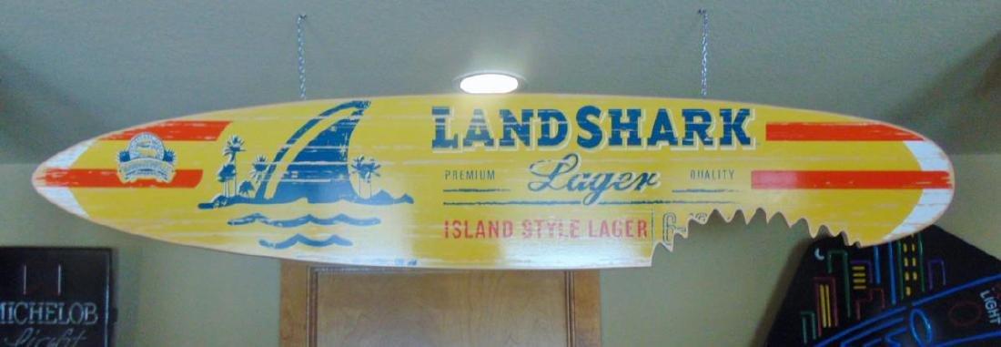 Land Shark Beer Advertisement