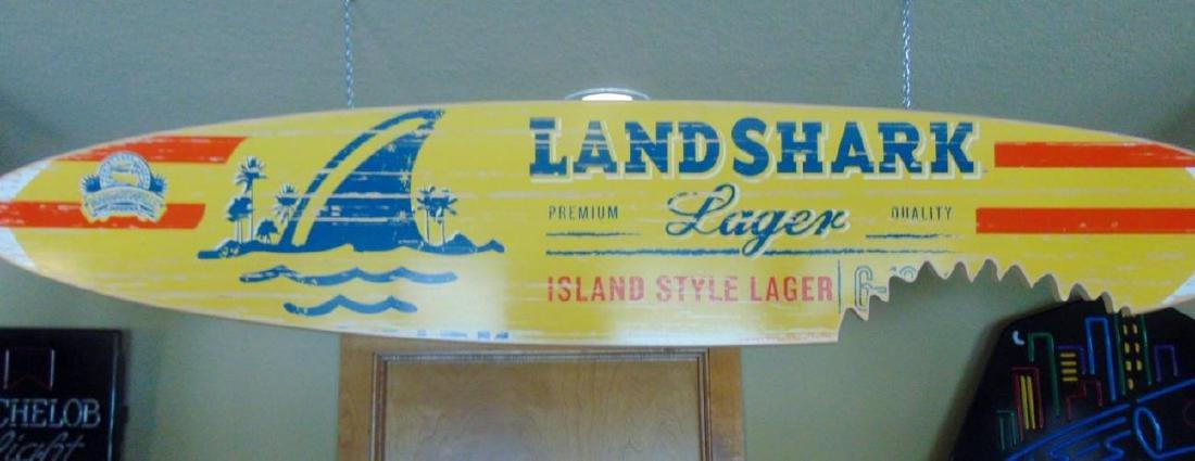 Land Shark Beer Advertisement - 2