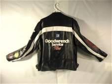 Dale Earnhardt Leather Racing Jacket