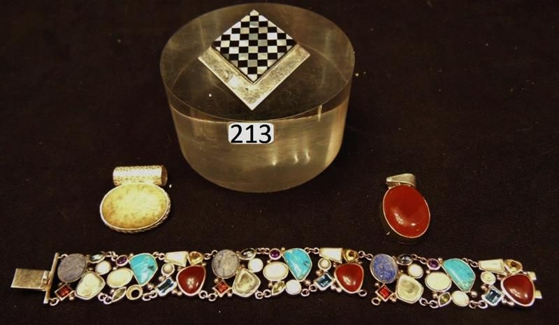 Quality Sterling Silver Lot