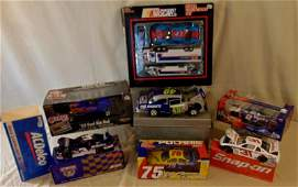 Boxed Advertising Racing Cars Collectibles