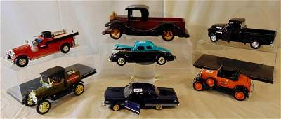 Diecast Classic Cars and Trucks