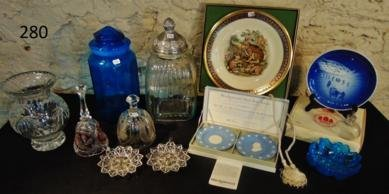 Collectible China and Crystal