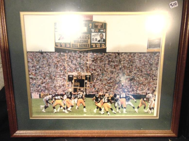 Vince Lombardi QualityFramed First Day Cover & More!