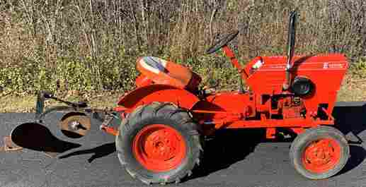 1975 Economy Power King1614 with dual transmissions and