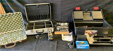AMFM Mobile Transmitter DX66V a pair of midland