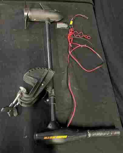 Minnkota Endura C2 30 lbs thrust 12 volt, 5 speed