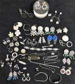 Large Group of Quality Sterling Silver Jewelry