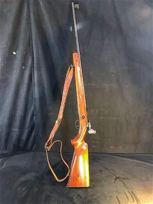 Winchester Model 75 22 Calibur Bolt Action Long Rifle