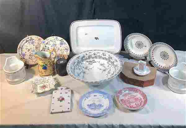 Group of Early Country China