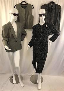 Giorgio Armani Vintage Clothing - Suit, Jacket, Vest