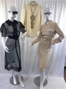 Nina Ricci 60's Dress and More!