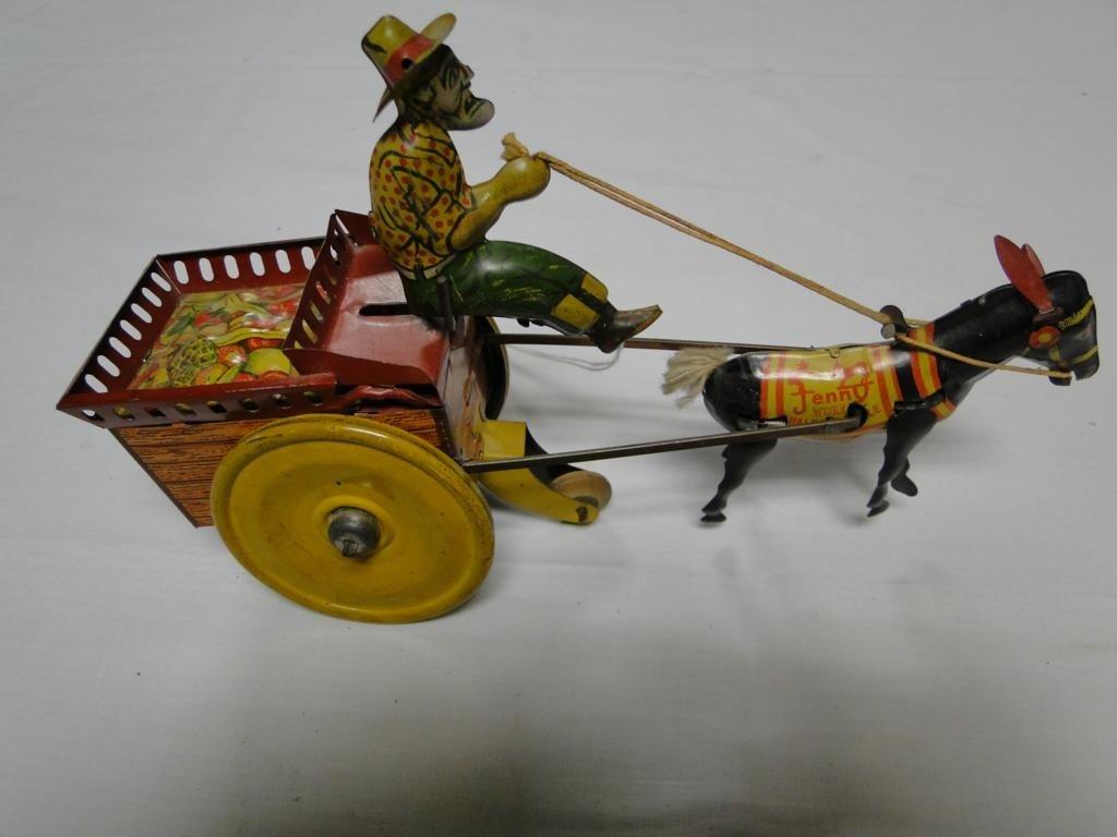17: Strauss Toys, the Ferdinand Strauss Corporation; Ti