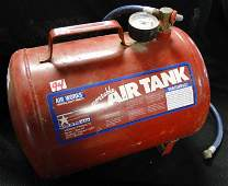 94 Portable air tank  PICKUP ONLYNO SHIPPING