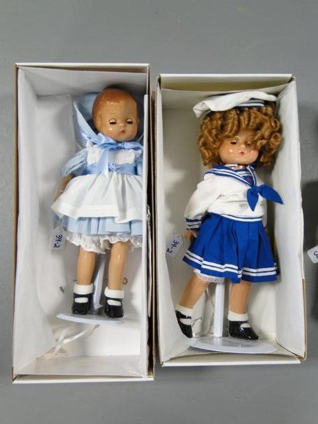 11: Group of two dolls to include: Effanbee Patsy Ann A