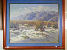 491 Original oil on canvas by listed artist Paul Grimm