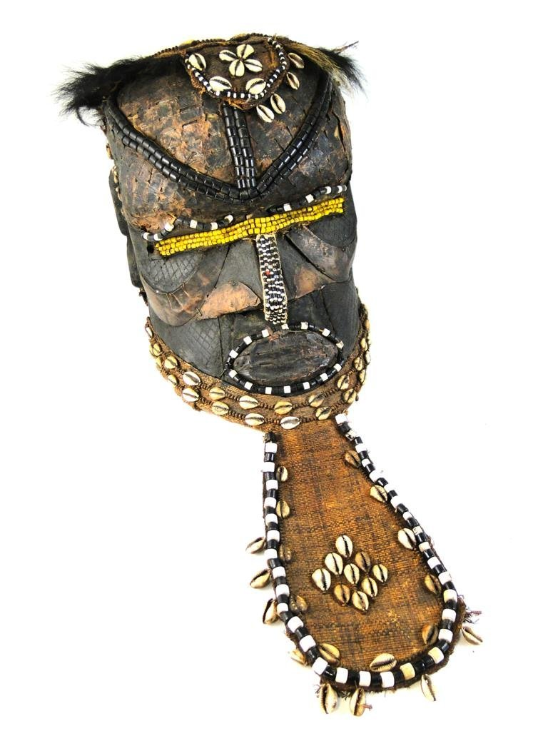 170: M'boom, Kuba tribe, from Congo, obtained in Chicag