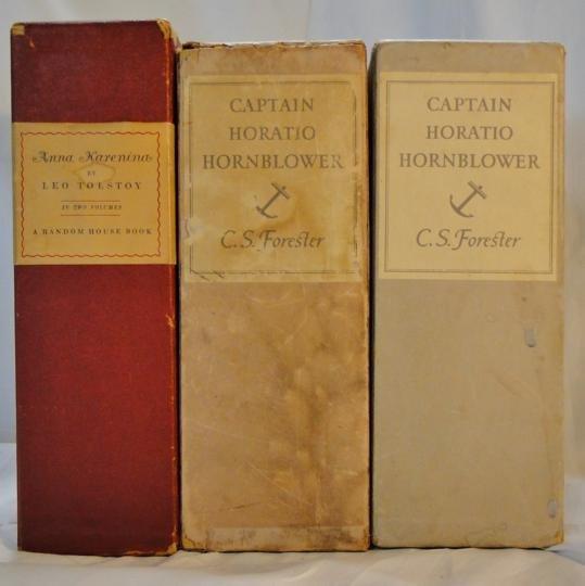 10: 2 box sets of Anna Karenina by Leo Tolstoy 1939 fir