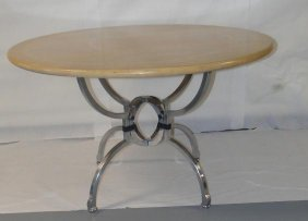 Contemporary table by Century Furniture. Designed by Ja