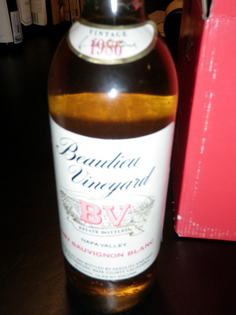13: Dry Sauvignon Blanc – 1986