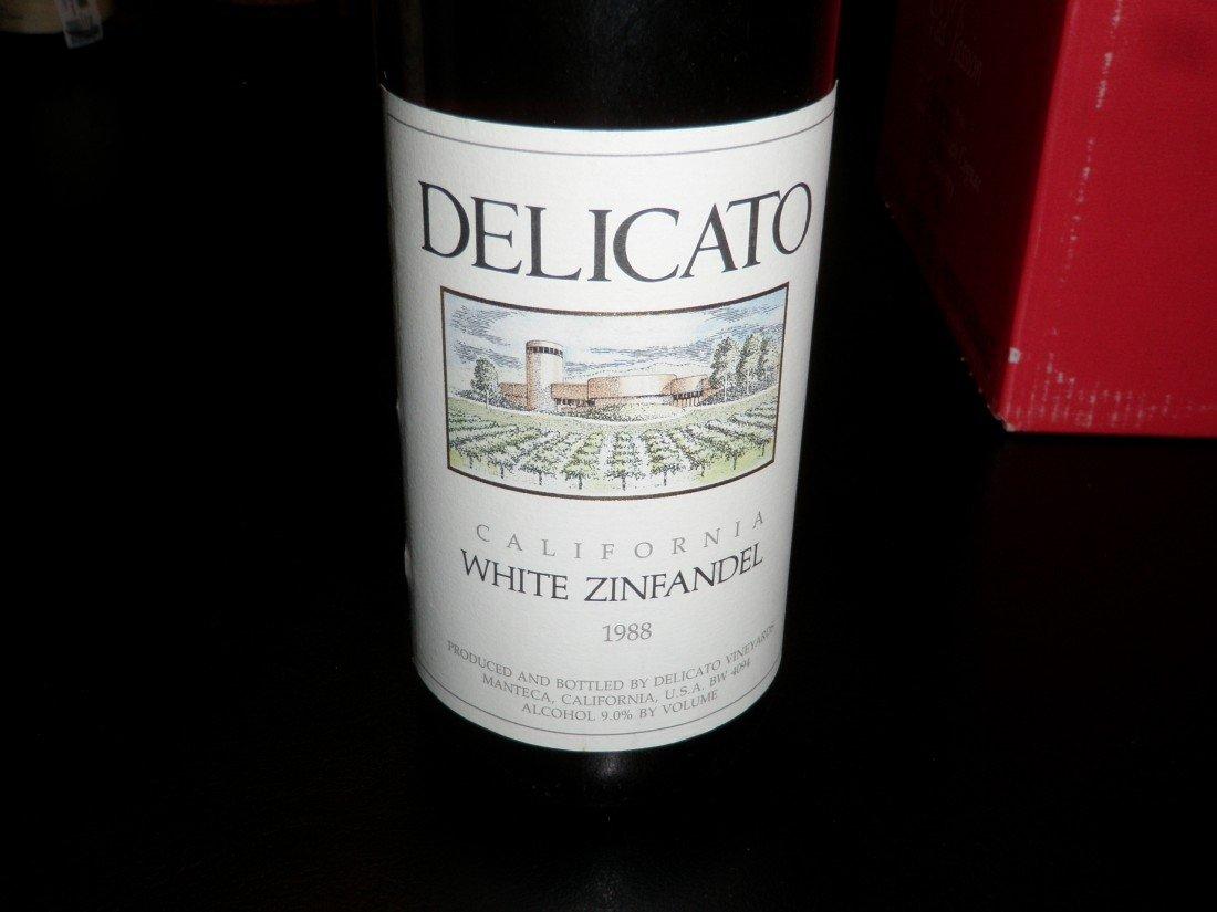 22: White Zinfandel – 1988