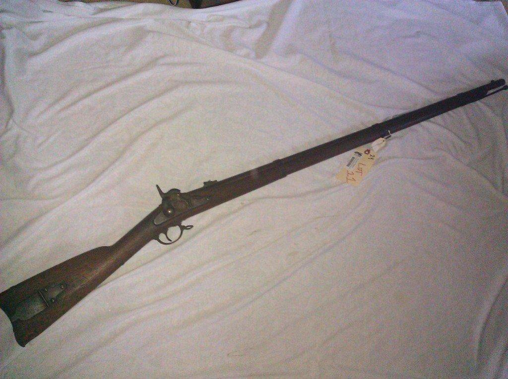 11: Musket