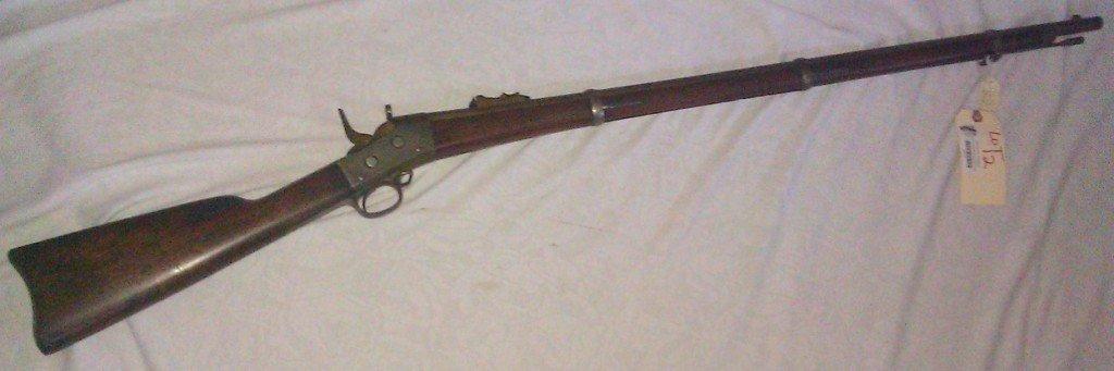 12: Rifle