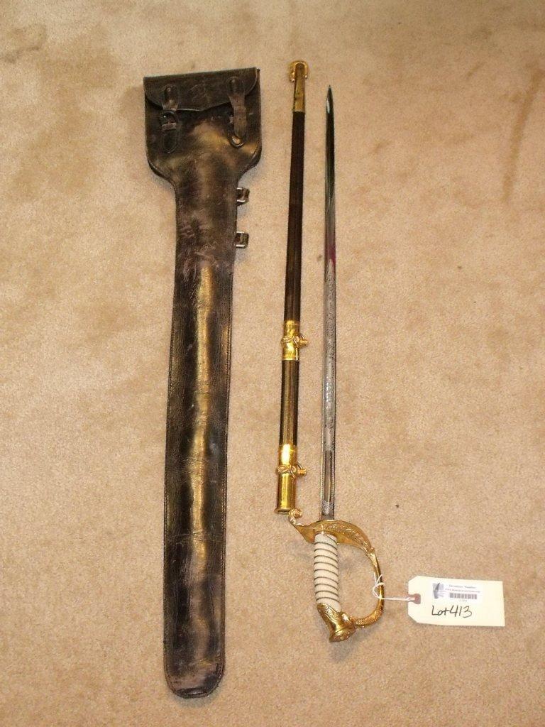 413: Modern US Navy Sword