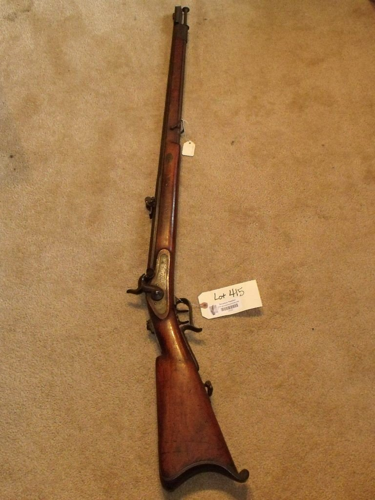 415: Target Rifle, Muzzle Loader