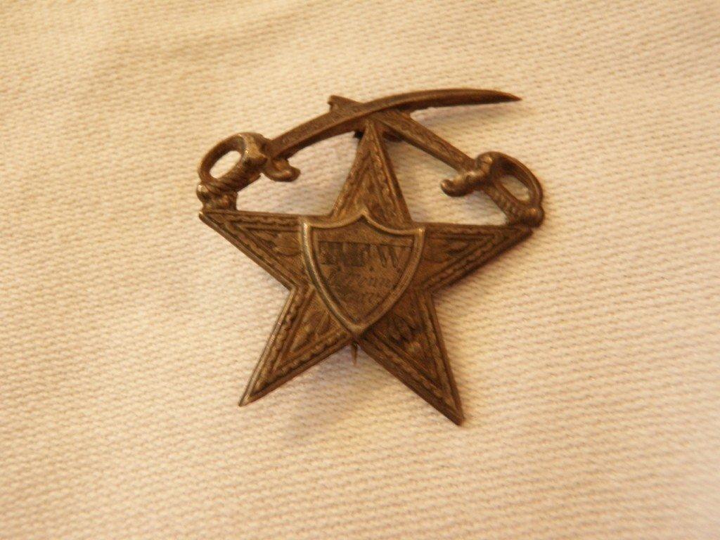 693: Cavalry Medal