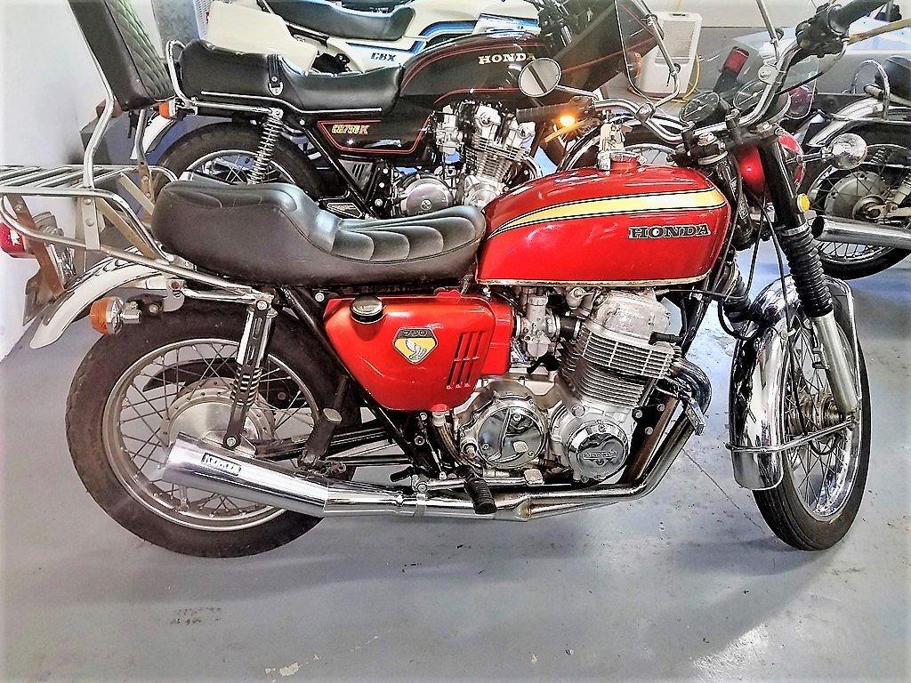 1969 HONDA CB750K0 rare 1st year