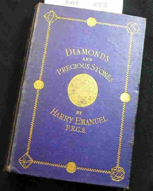 DIAMONDS AND PRECIOUS STONES History, Value, and