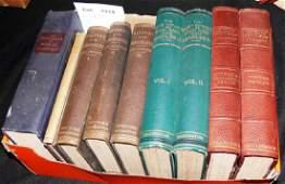 9 HISTORY BOOKS   SEVENTY CENTURIES  Vol III Set