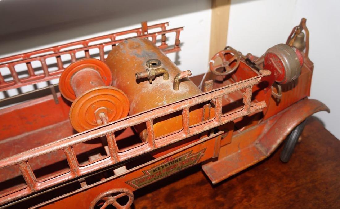 Keystone Chemical Pump Engine Packard Fire Truck, - 3