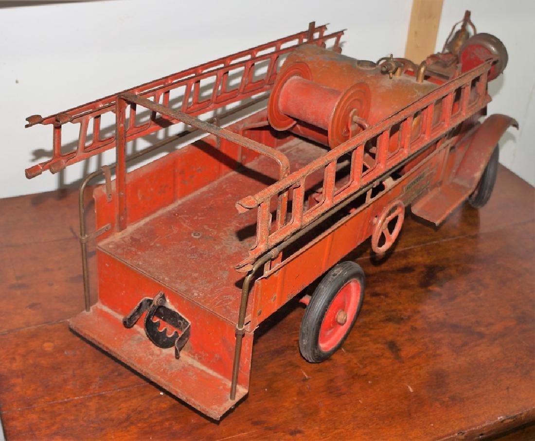 Keystone Chemical Pump Engine Packard Fire Truck, - 4