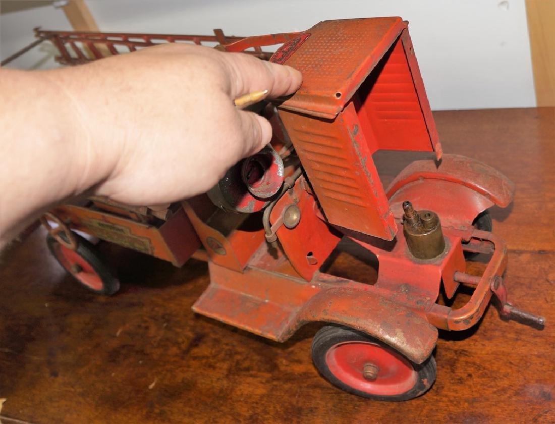 Keystone Chemical Pump Engine Packard Fire Truck, - 6