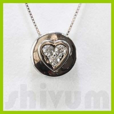 Genuine 0.22ctw Diamond Necklace 14k Gold 2.20g