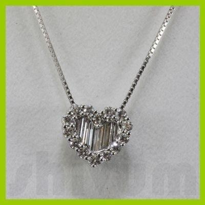 Genuine 0.57ctw Diamond Necklace 14k Gold 1.47g