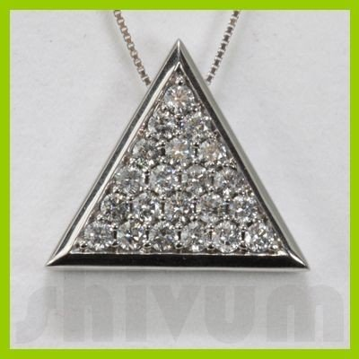 Genuine 1.26ctw Diamond Necklace 14k Gold 5.18g
