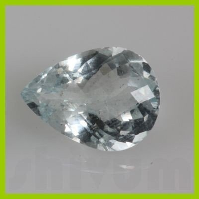 Natural Aqua Marine Oval Cut 2 pcs per lot @15 USD/ct
