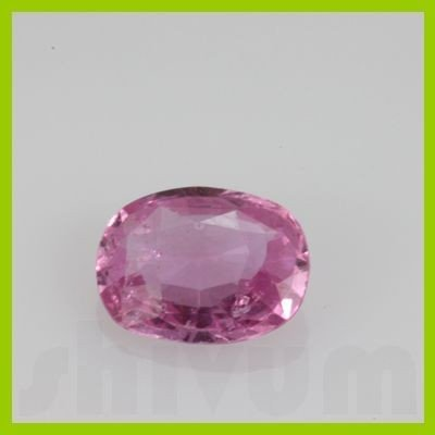 Natural Pink Sapphire Oval Cut 1 pc per lot @ 250USD/ct