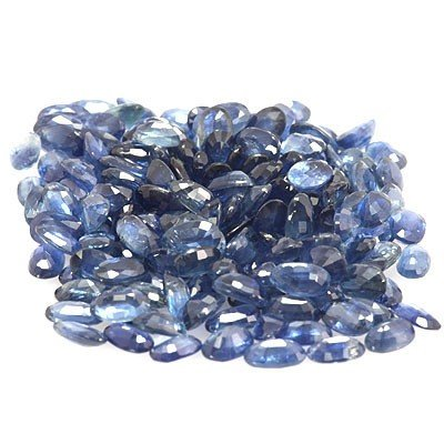 Natural Light Blue Sapphire Oval Cut AA 5x3mm estimated