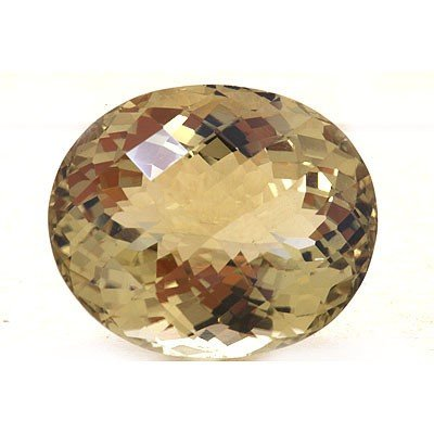 Natural Lemon Topaz Checkered Oval Cut 22x30mm estimate